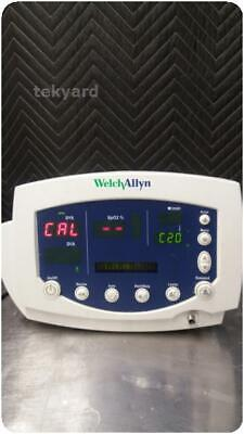 Welch Allyn 53ntp 007-0105-01 Vital Signs Patient Monitor  231755