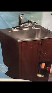 BRAND NEW SINK WITH CABNETS London Ontario image 1