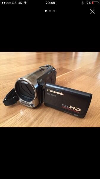 PANASONIC HD VIDEO CAMCORDER