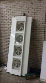 Cold room evaporator / walk in fridge 4 fan