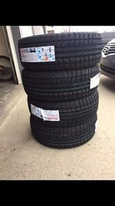 BRAND new 205/55/16 winter tires never used $370 OBO