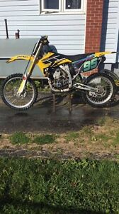 2006 yz250f special edition