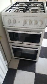**HOTPOINT**GAS COOKER**50CM**COLLECTION\DELIVERY**NO OFFERS**