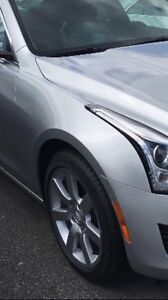 17 inch Winter tires and mags for Cadillac ATS