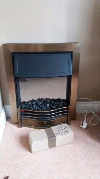 Dimplex Danesbury Electric Flame Effect Fire (inset)