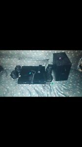 Blue ray DVD home theatre system