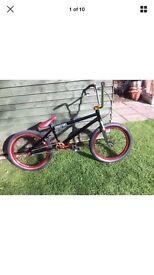 Custom build BMX