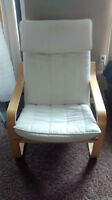 Ikea furniture for sale - Poang chair, shelves and Malm dresser