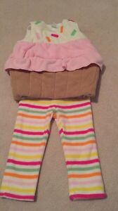Old Navy 'Cupcake' Costume. 18-24 Months