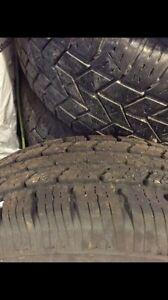 Jeep Tires/Rims Great condition!  London Ontario image 2