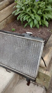 radiator for toyota tecel Kitchener / Waterloo Kitchener Area image 2
