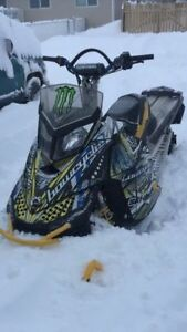 2012 ski doo summit xp etec 800 154