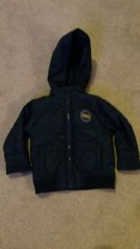 Boys 18-24 Months Coat, Regatta Puddle Suit and Body Warmer