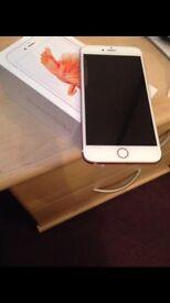 iPhone 6s Plus Rose Gold Unlocked