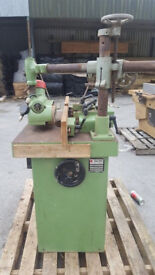 SCM Spindle Moulder with power feed