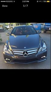 E 350 MERCEDES BENZ - Perfect condition - NO TRADES PLEASE!