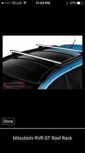 mitsubishi RVR GT Roof Rack System
