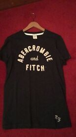 BRAND NEW, Abercrombie and Fitch t shirt