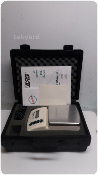 ACCULAB VI-4800 BALANCE / SCALE % (243065)