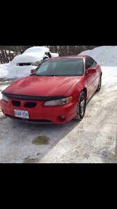 2002 Pontiac grand pric