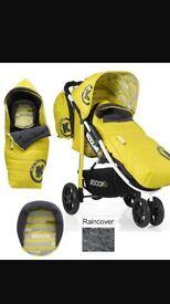Koochi 3 Wheel Stroller