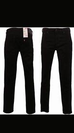 Levi's 511 jeans - Black - 34Wx32L