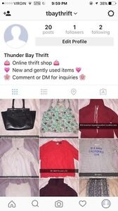 Check out tbaythrift on Instagram