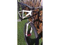 twentyFourSeven track bike