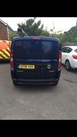 Vauxhall Combo Van Long wheel base