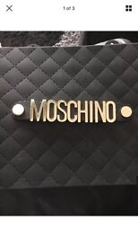 Moschino iPad 2 case