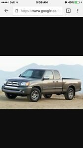 Looking to buy Toyota Tundra parts