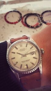 I love vintage watches
