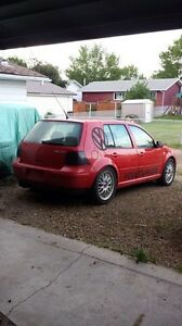 2003 Volkswagen Golf  2.0