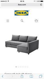 IKEA sofa bed friheten