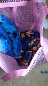 Big bag of lego