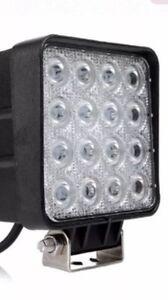 Truck backup lights