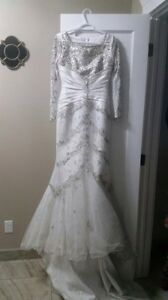 Wedding dress Edmonton Edmonton Area image 2