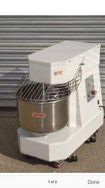 new vergo 30 litre spiral dough mixer,