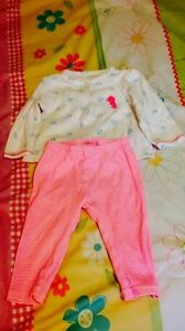Lot of outfits 3-6 months  Regina Regina Area image 4