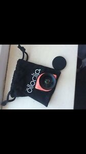 Pink Olloclip for iPhone 5c