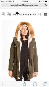 Mooseknuckle Sarnia 3-1 jacket size small new with tags West Island Greater Montréal image 4