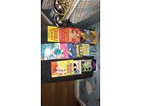 Children's books including rainbow magic