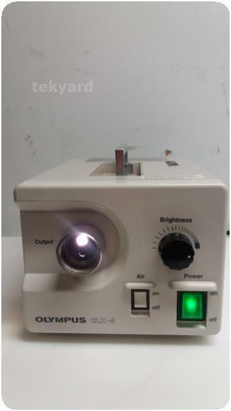 OLYMPUS CLK-4  HALOGEN LIGHT SOURCE % (240545)