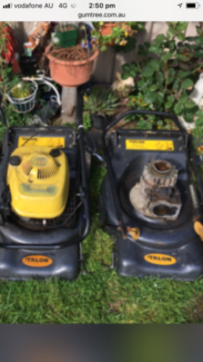 Talon 4 Stroke Petrol Lawn Mower Suit Repair Resell Parts