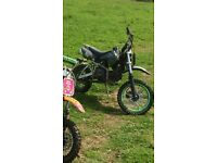 Xsport pit bike 125cc