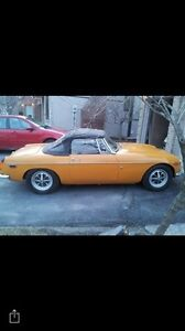 1971 mgb for sale or trade