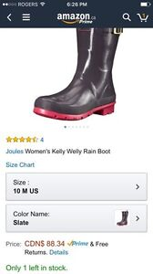brand New: Women's Kelly Welly Rain Boot size 10, 11 Kitchener / Waterloo Kitchener Area image 6