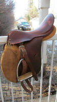 Western and English saddles for sale