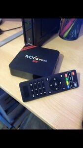 Android TV boxes
