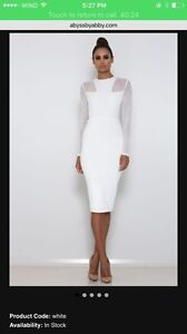 Gorgeous Abyss by Abby dress